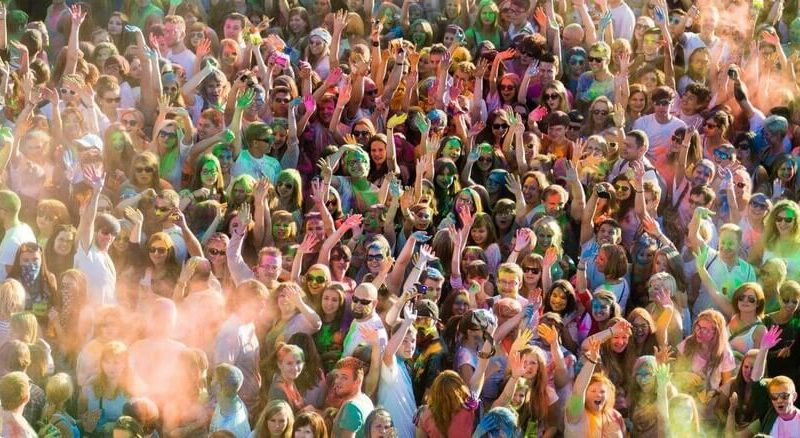 Festiwal Kolorów – moc pozytywnych emocji