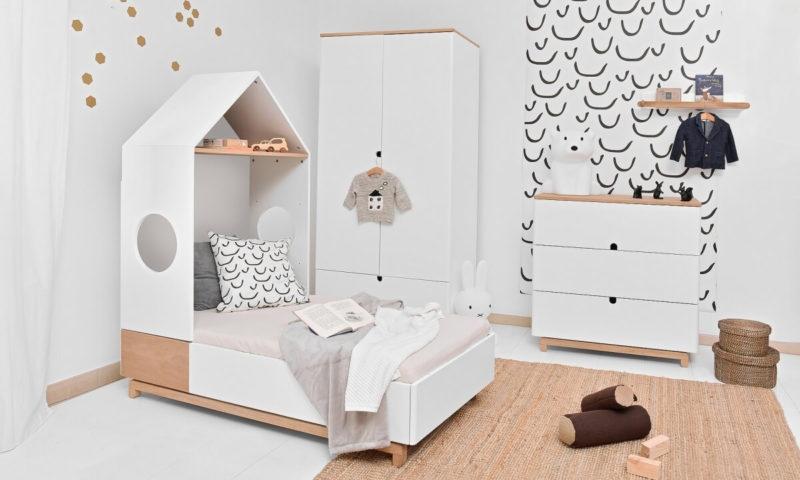 Nowoczesne meble do pokoju dziecięcego