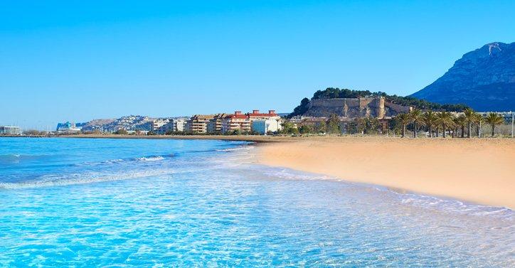 Costa Blanca, czyli najpiękniejsze wybrzeże w Hiszpanii